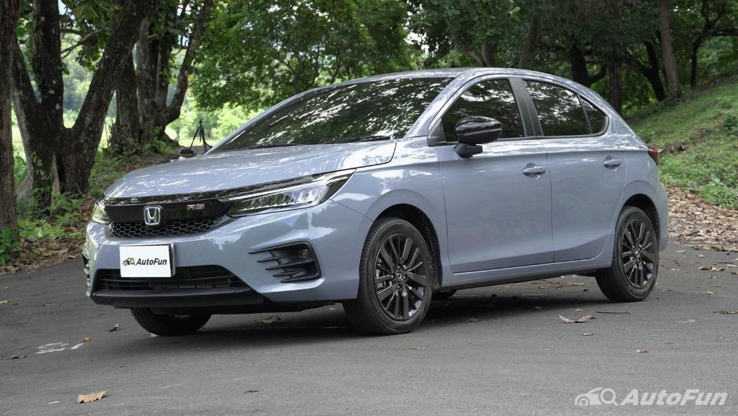 2021 Honda City Hatchback e:HEV RS Exterior 009