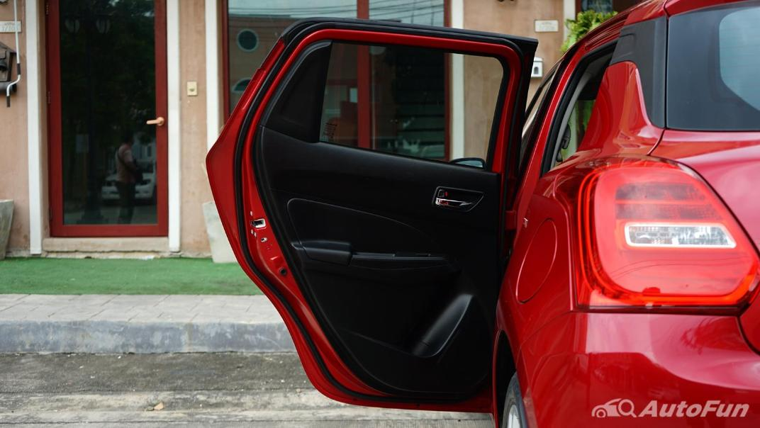 2020 Suzuki Swift 1.2 GL CVT Interior 014