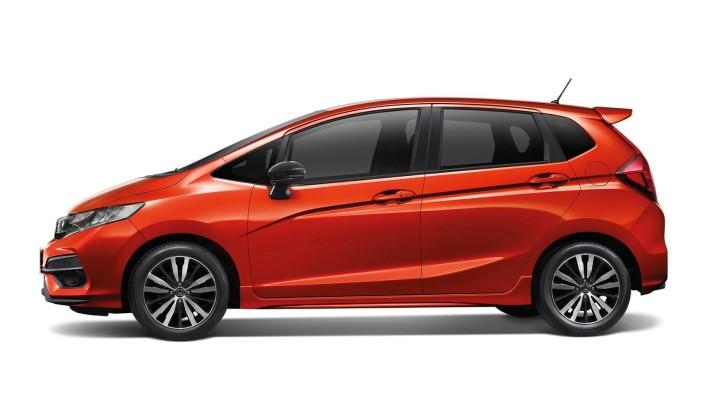 Honda Jazz 2020 Exterior 003