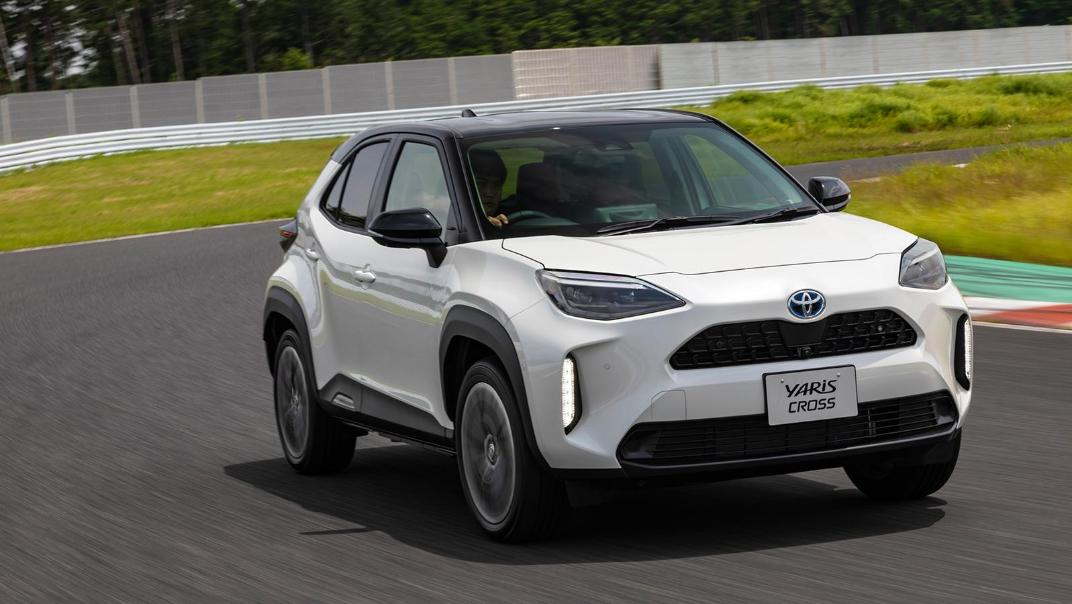 2020 Toyota Yaris Cross International Version Exterior 029