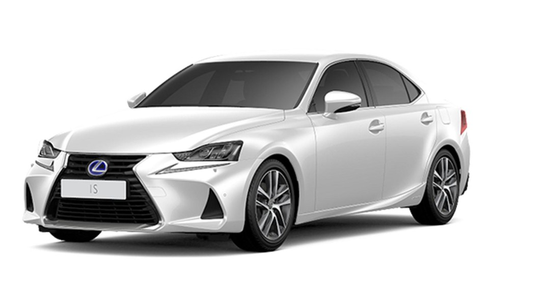 Lexus IS 2020 Exterior 002