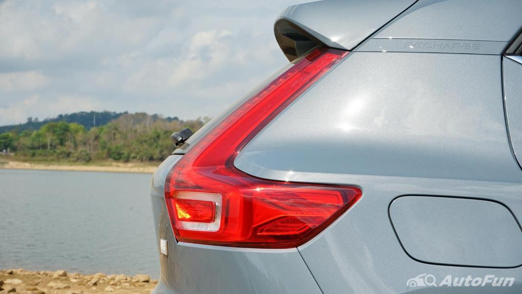 2020 Volvo XC 40 2.0 R-Design Exterior 036