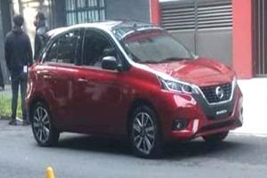2021 Nissan March Minorchange ตัวถังเดิมเพิ่มหน้าใหม่ ขายได้อีกหลายปี