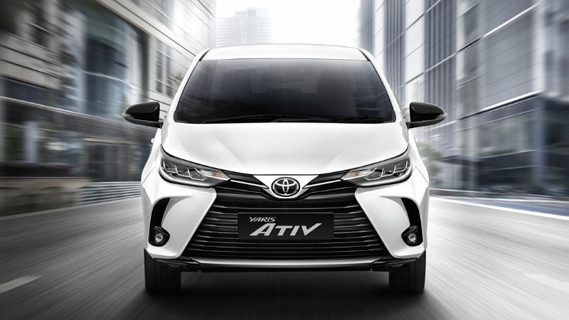 น่าซื้อหรือไม่ 2020 Toyota Yaris Ativ ปรับโฉมต่างจากเดิมตรงไหน เจาะสเปคให้รู้กัน 02