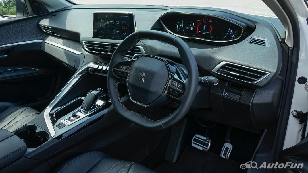2020 Peugeot 5008 1.6 Allure Interior 002