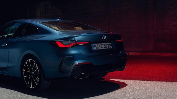2020 2.0 BMW 4 Series Coupe 430i M Sport Exterior 007