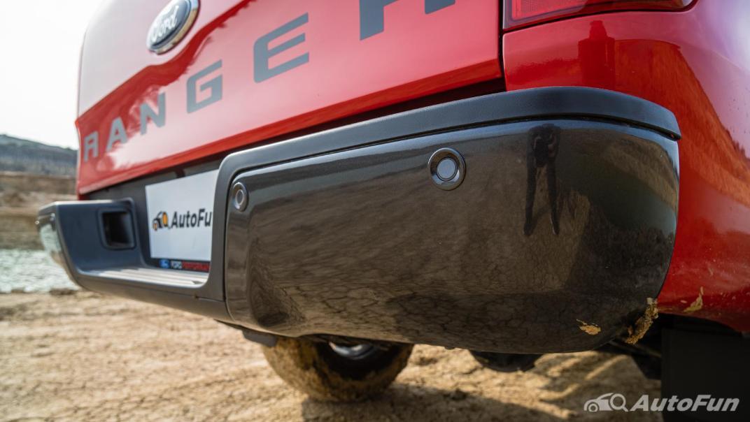 2021 Ford Ranger FX4 MAX Exterior 017