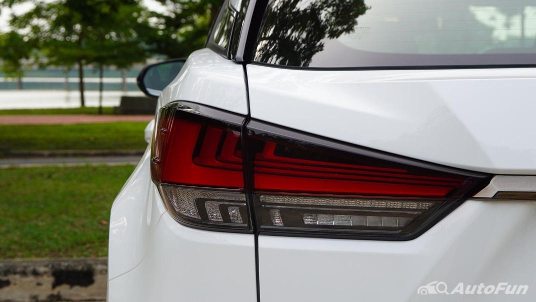 2020 Lexus RX 3.5 350 F Sport Exterior 023