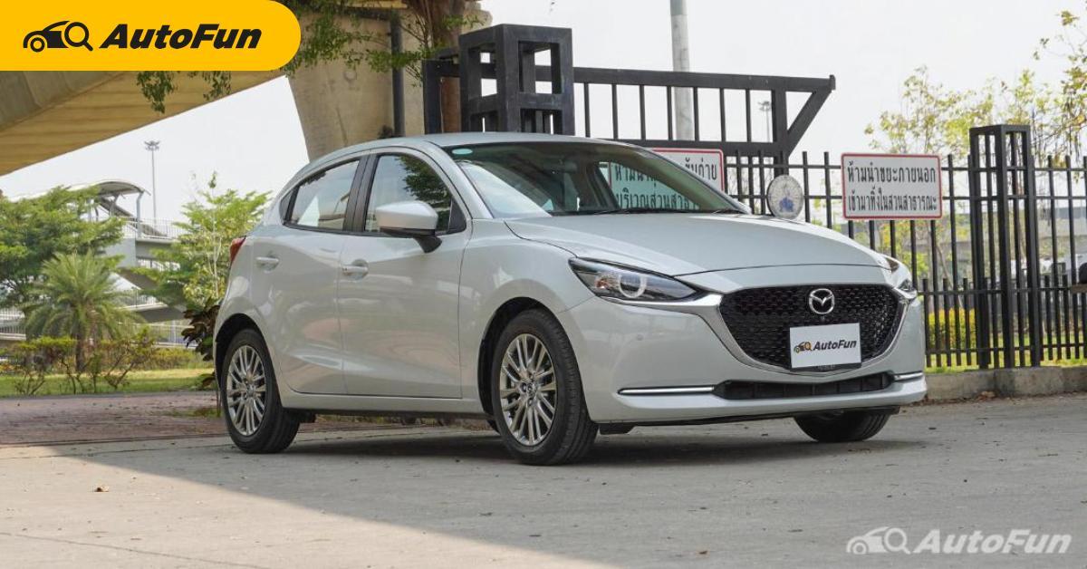 ไฮบริดมาแน่! Mazda เตรียมส่งเก๋ง-SUV ใหม่ลงตลาด หวังกวาดยอด 50,000 คันปลายปีนี้ 01
