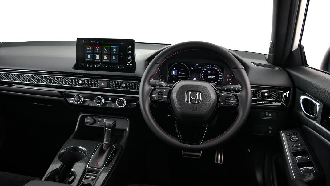 2022 Honda Civic RS Interior 004