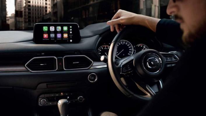 Mazda CX-5 2020 Interior 004