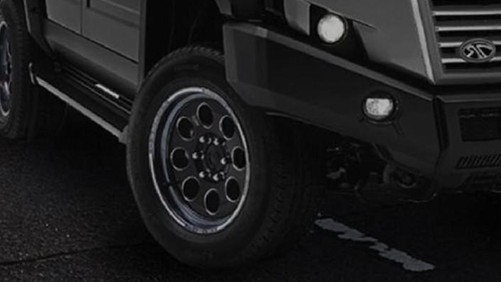 Thairung TR Transformer II 9 Seater 2020 Exterior 007