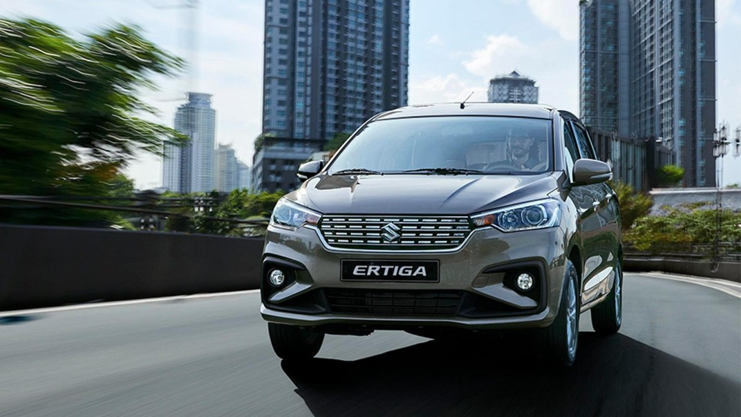 Suzuki Ertiga 2020 Exterior 003
