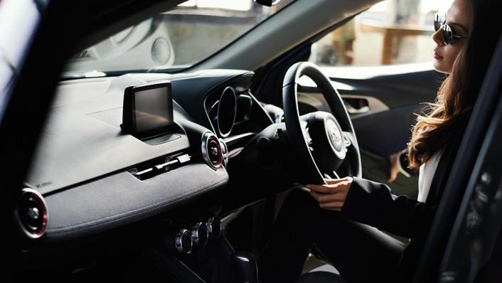 Mazda CX-3 2020 Interior 005