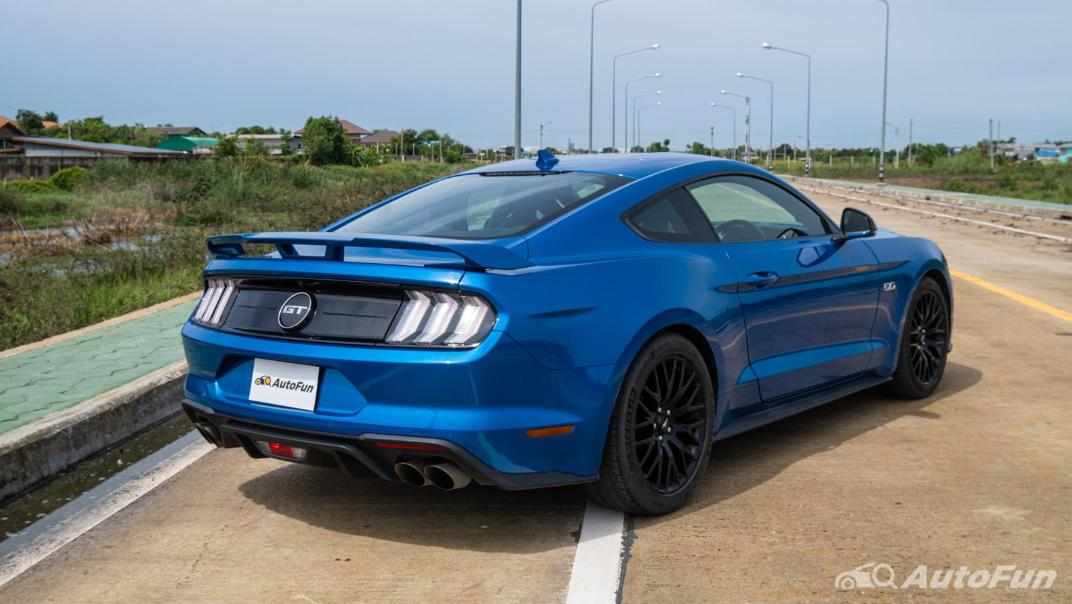 2020 Ford Mustang 5.0L GT Exterior 005