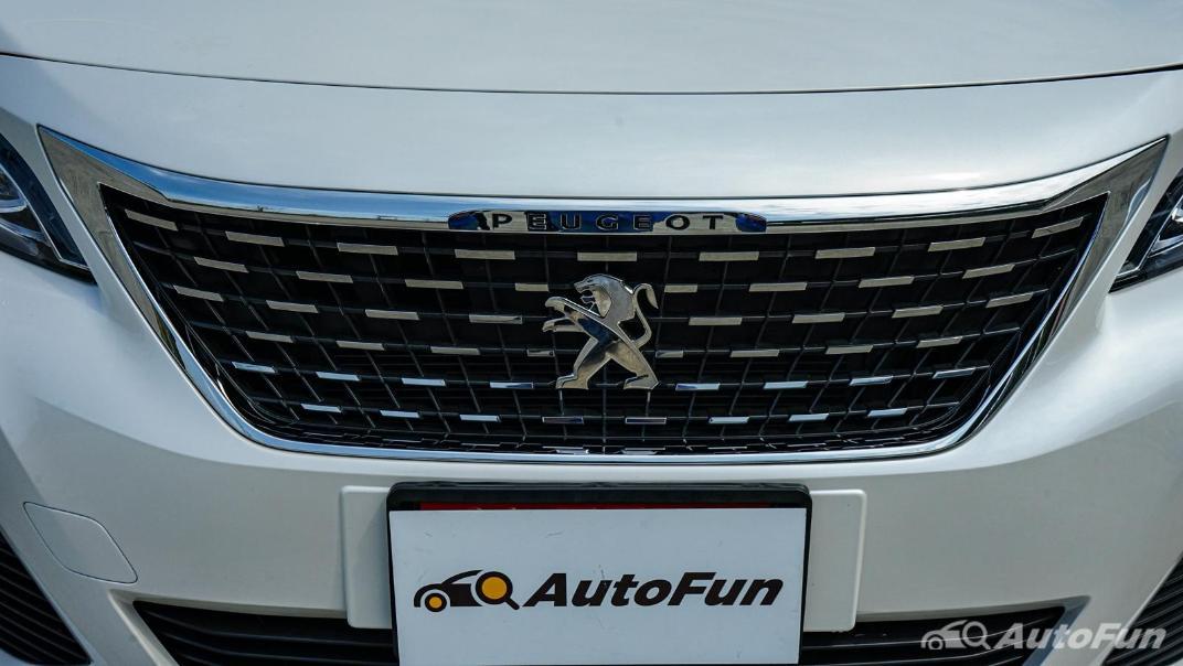 2020 Peugeot 5008 1.6 Allure Exterior 011