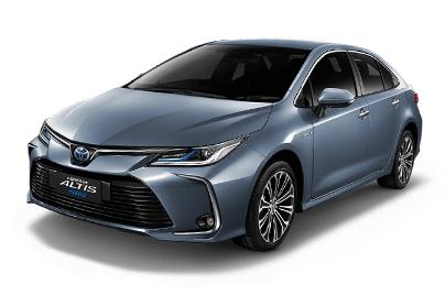 2021 Toyota Corolla Altis Premium Safety
