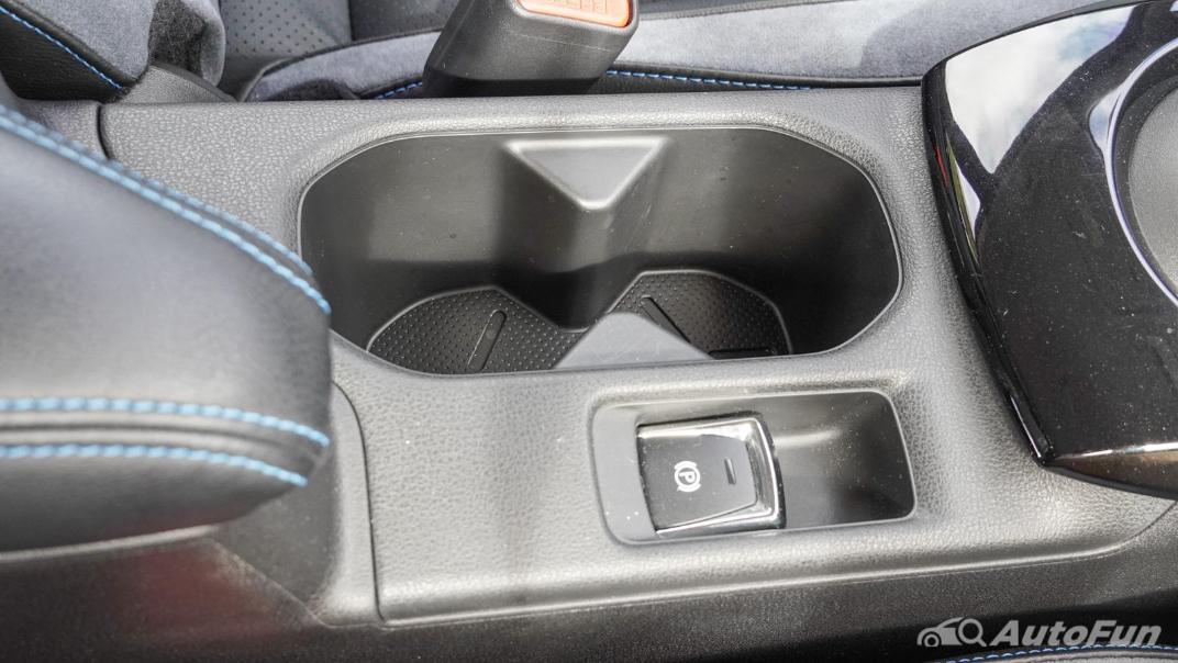 2020 Nissan Leaf Electric Interior 039