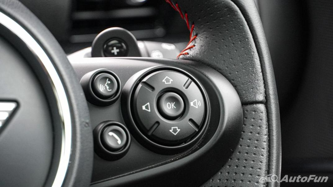 2020 2.0 Mini Clubman John Cooper Works Interior 006