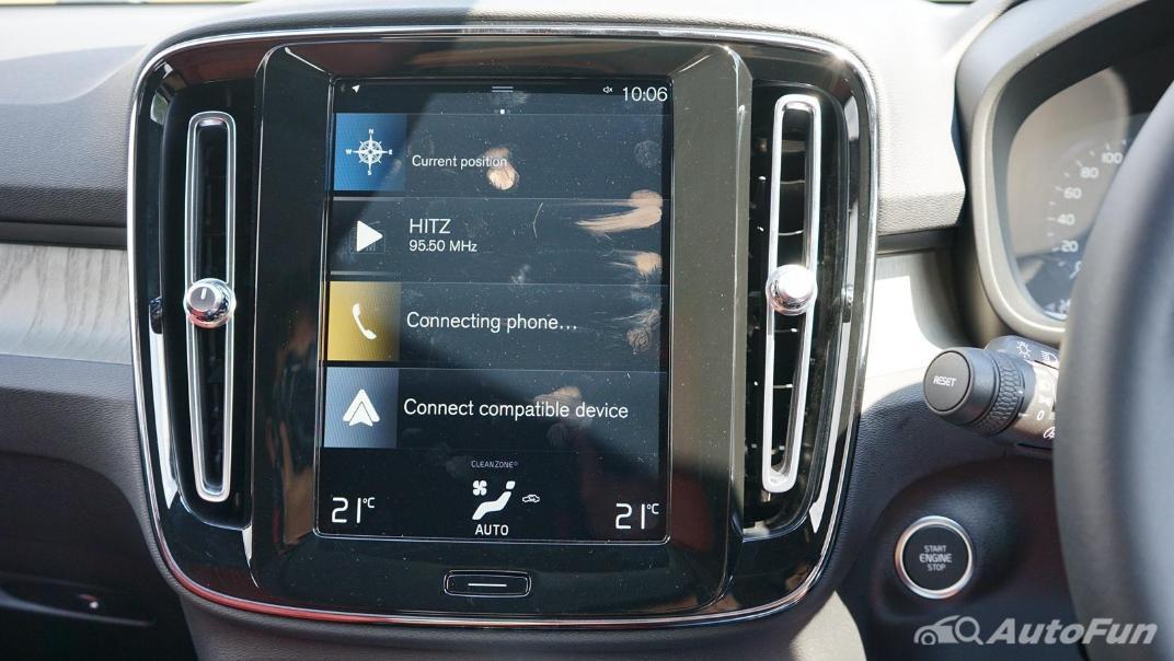 2020 Volvo XC 40 2.0 R-Design Interior 016