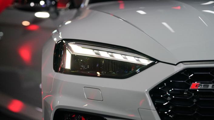 2021 Audi RS 5 Coupe quattro Exterior 004