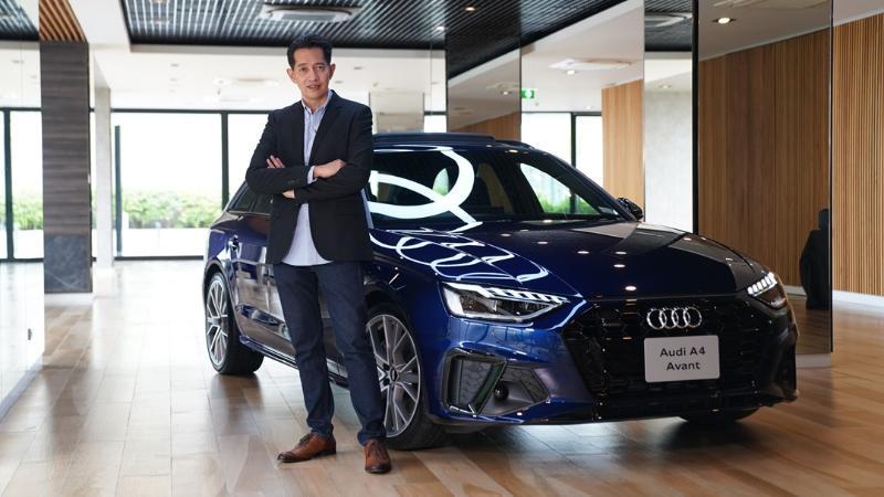 Audi Thailand รับหวั่น 'หนี้เสีย-โควิดรอบสอง' กระทบเศรษฐกิจครึ่งปีหลัง 02