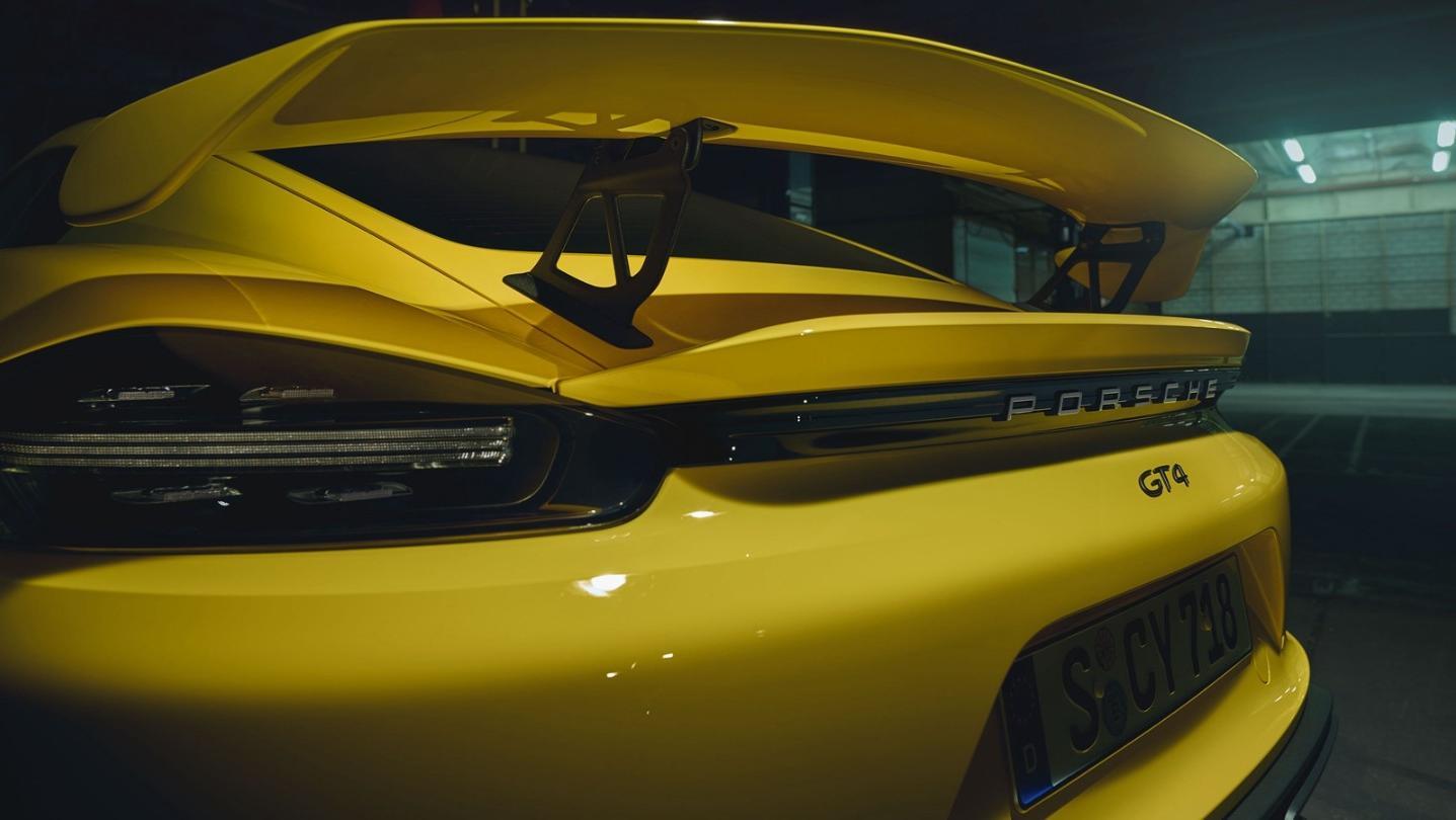 Porsche 718 2020 Exterior 015