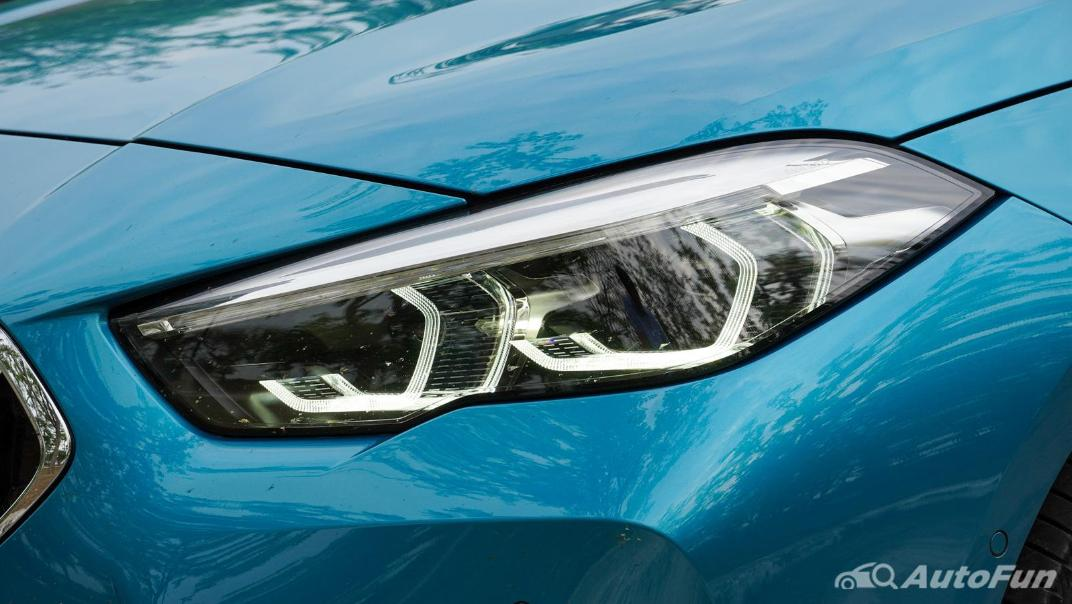 2021 BMW 2 Series Gran Coupe 220i M Sport Exterior 014