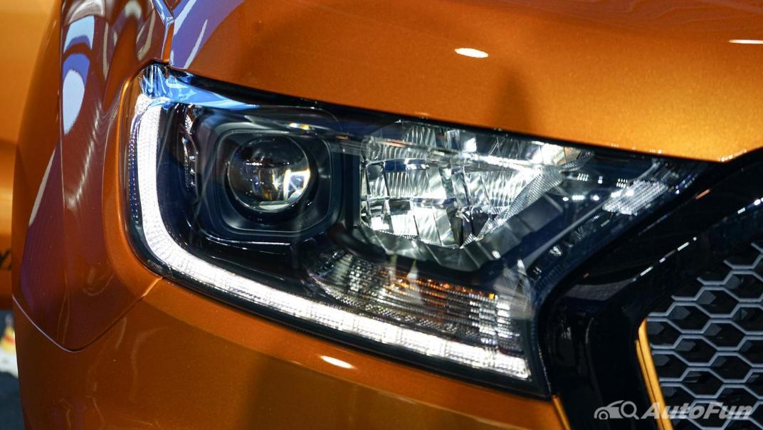 2021 Ford Ranger Wildtrak Exterior 016