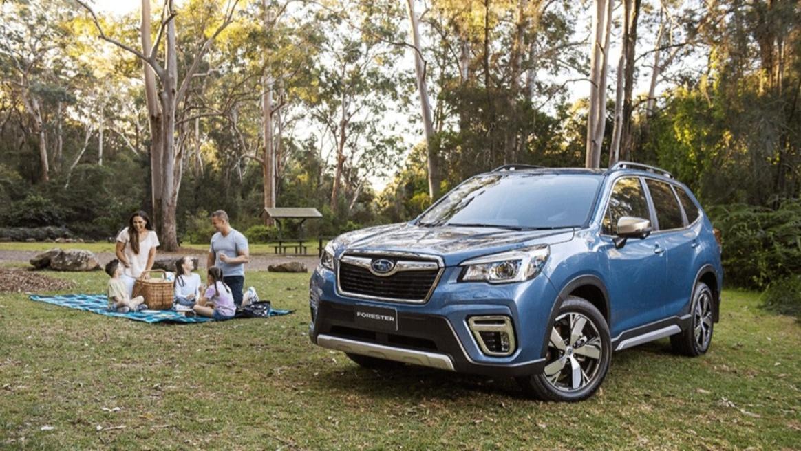 Subaru Forester 2020 Exterior 001