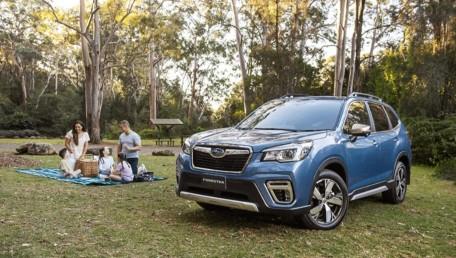 2021 Subaru Forester 2.0i-S ราคารถ, รีวิว, สเปค, รูปภาพรถในประเทศไทย | AutoFun