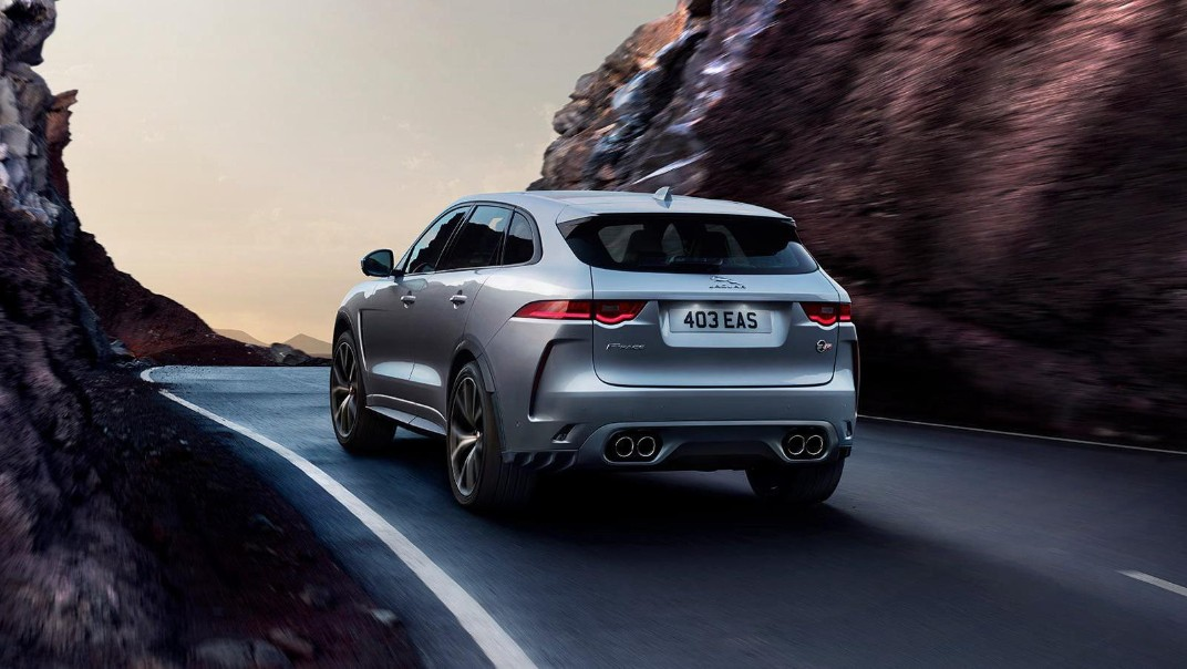 Jaguar F-Pace 2020 Exterior 010