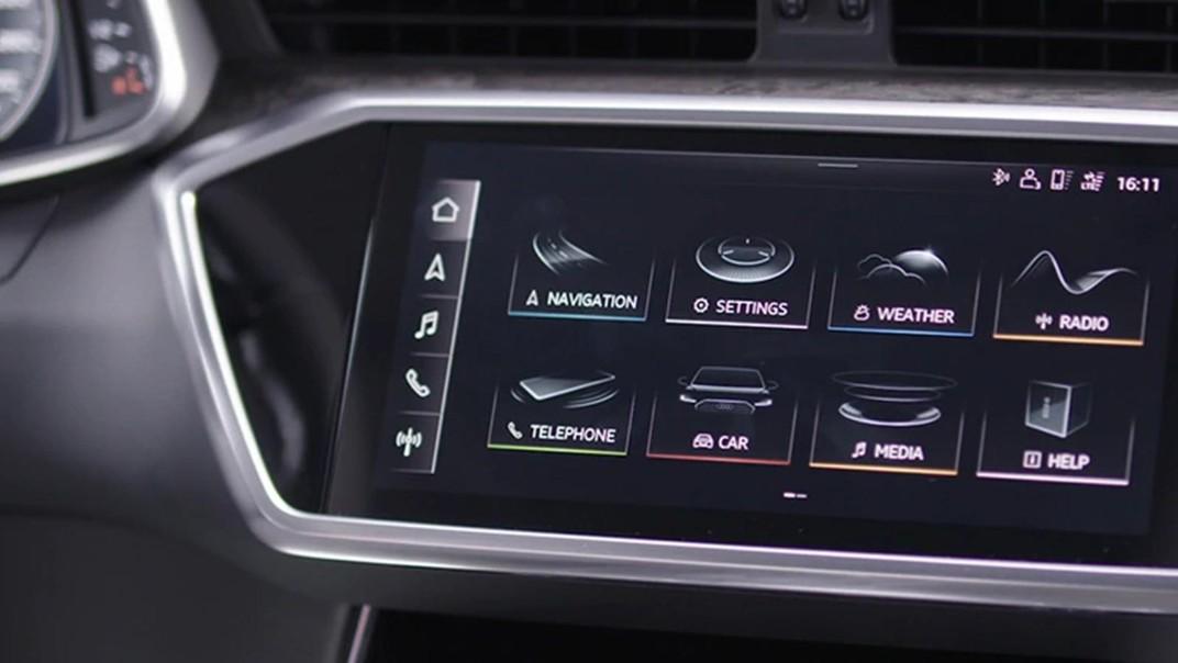 Audi A6 Avant Public 2020 Interior 003