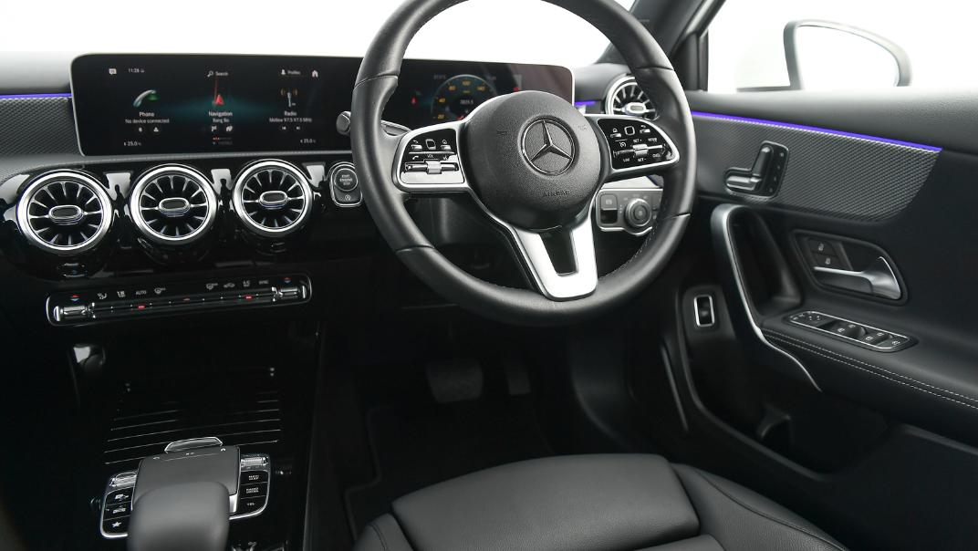 2021 Mercedes-Benz A-Class A 200 Progressive Interior 007