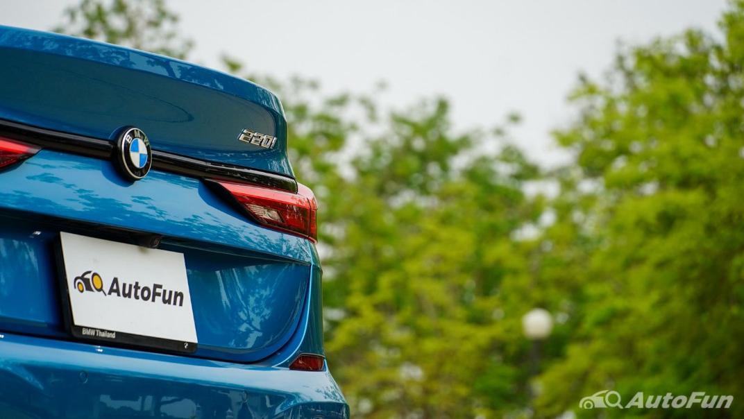 2021 BMW 2 Series Gran Coupe 220i M Sport Exterior 035