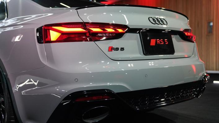 2021 Audi RS 5 Coupe quattro Exterior 005