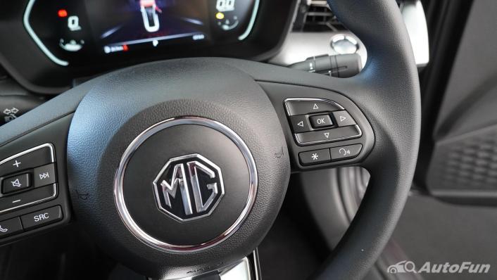 2021 MG 5 Upcoming Version Interior 003