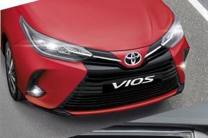 Toyota Vios 2020 เปิดตัวแล้วในฟิลิปปินส์ คาด Toyota Yaris ATIV ในไทยก็จะใช้หน้าตานี้ เปิดตัวสิ้นปีนี้