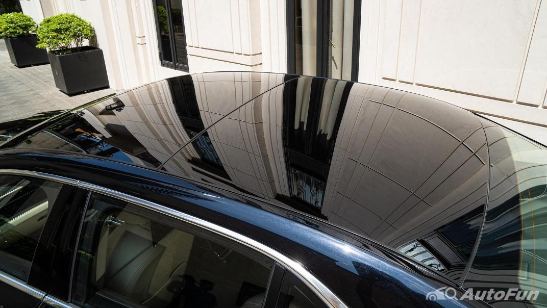 2020 Bentley Flying Spur 6.0L W12 Exterior 021
