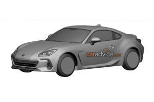 ชมสิทธิบัตร 2022 Subaru BRZ พวงมาลัยขวา พร้อมไขข้อข้องใจทำไมไม่ใช้ขุมพลังเทอร์โบ