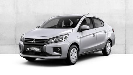2021 Mitsubishi Attrage 1.2 GLX CVT ราคารถ, รีวิว, สเปค, รูปภาพรถในประเทศไทย | AutoFun