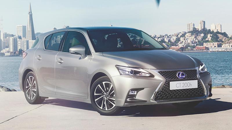 Review: Lexus CT ไฮบริดหรูเพื่อคนรุ่นใหม่ 02