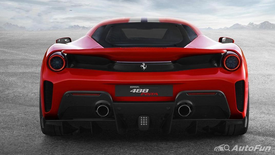 2020 Ferrari 488 Pista 3.9 V8 Exterior 001
