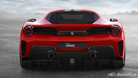 รูปภาพ Ferrari 488 Pista