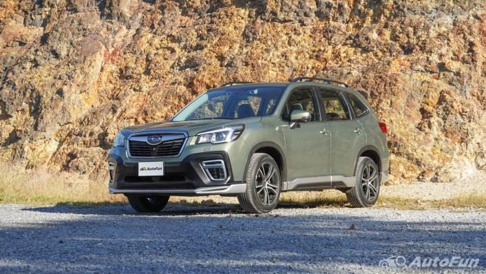 2020 Subaru Forester 2.0i-S EyeSight GT Exterior 001