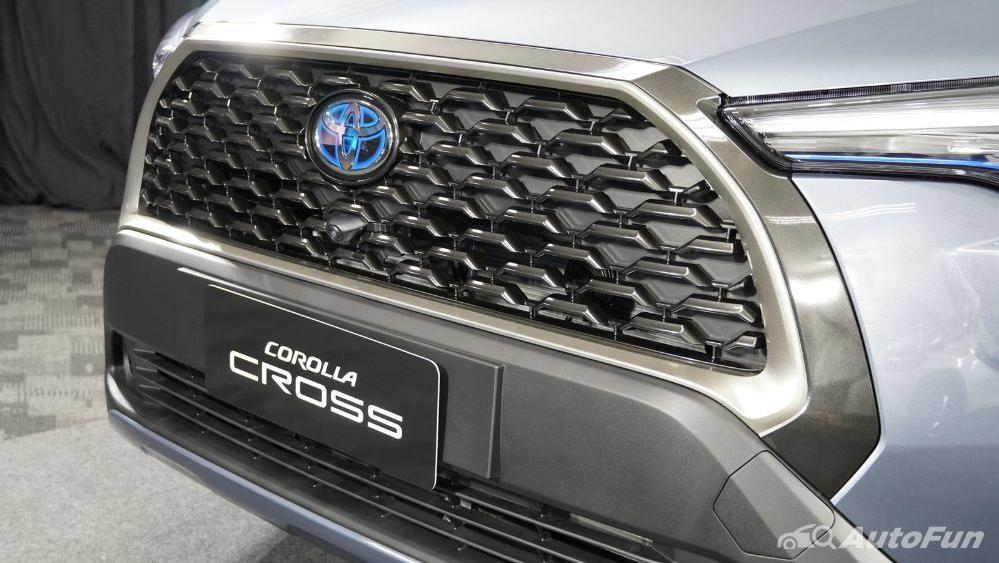 Toyota Corolla Cross Exterior 032