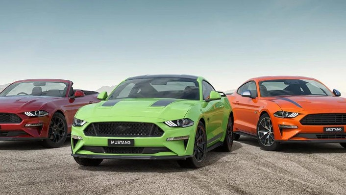 Ford Mustang 2020 Exterior 004