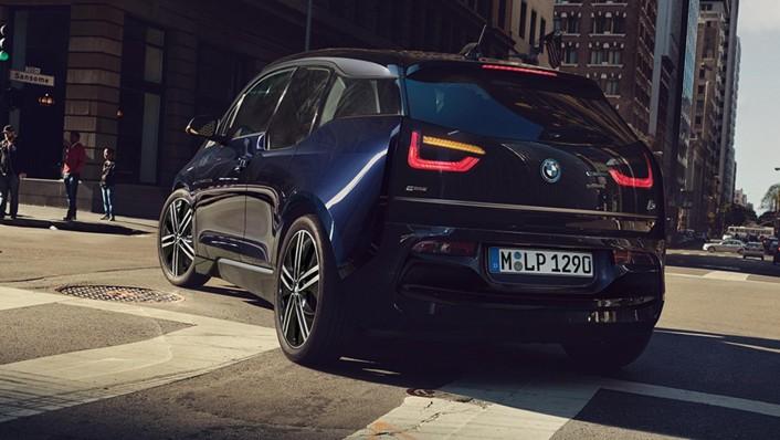 BMW I3S 2020 Exterior 007