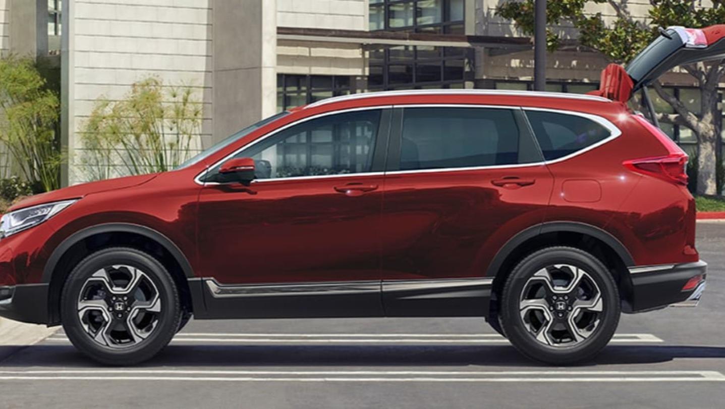 Honda CR-V 2020 Exterior 008