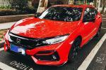 Owner Review : พาชม Honda Civic Hatchback 220 TURBO รุ่นท็อปของผู้ใช้รถจีน